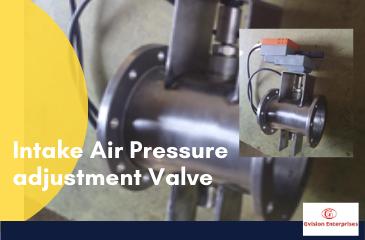 intake-air-pressure adjustment-valve
