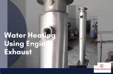 Exhaust-Gas-Heat-Exchanger
