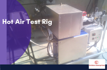 Hot-Air-Test-Rig