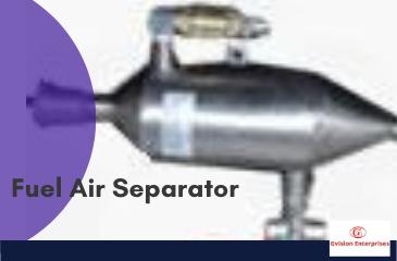 Gvision-fuel-air separator