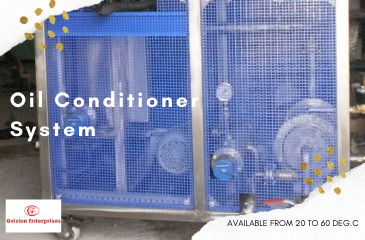 Gvision-oil-conditioner-system