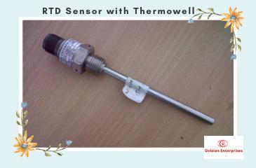 Gvison-Thermowell-RTD-Sensor