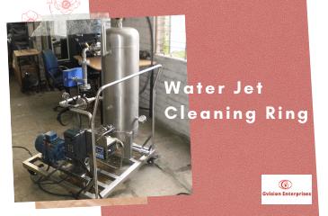 High-Pressure-Water-Jet-Cleaner
